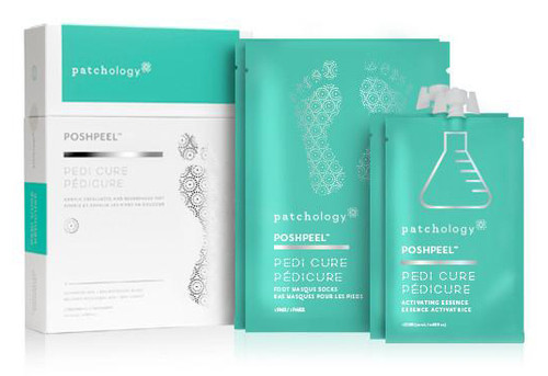 Patchology Poshpeel Pedi Cure Treatment