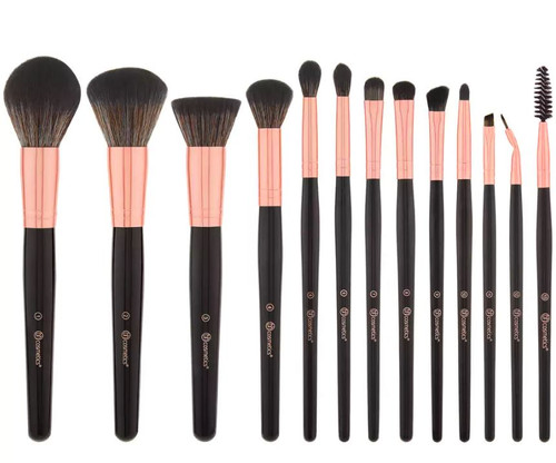 BH Cosmetics Signature Rose Gold Brush Set