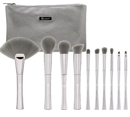 BH Cosmetics Smoke N' Mirrors Brush Set