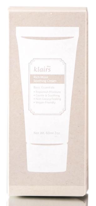 Dear, Klairs Rich Moist Soothing Cream