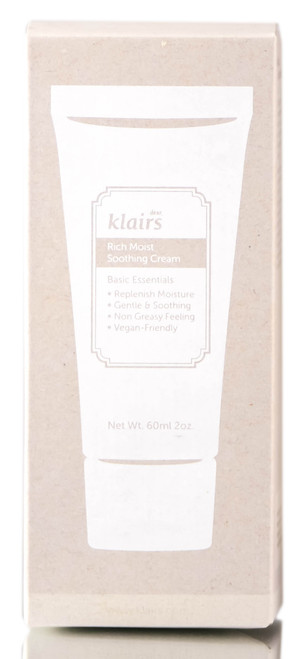 Rich Moist Soothing Cream by Klairs #20