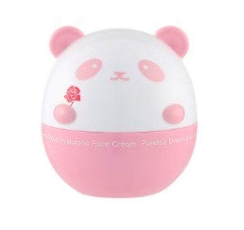 Tony Moly Panda's Dream Rose Hyaluronic Face Cream