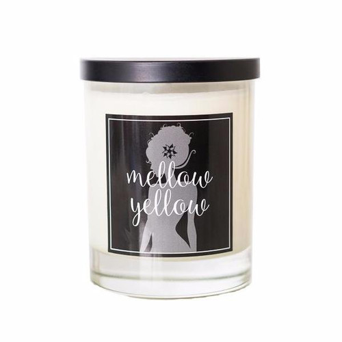 Hip & Chick Organiks Mellow Yellow Soy Candle