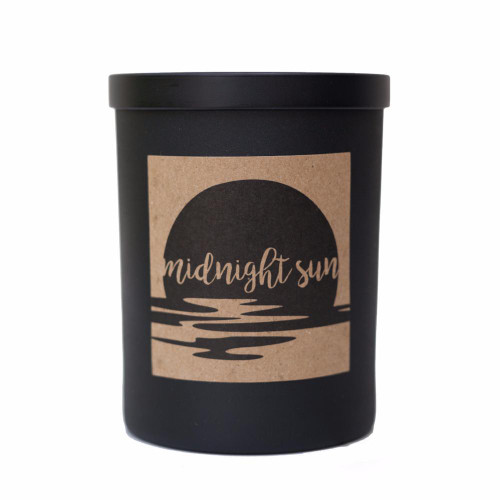 Hip & Chick Organiks Midnight Sun Soy Candle