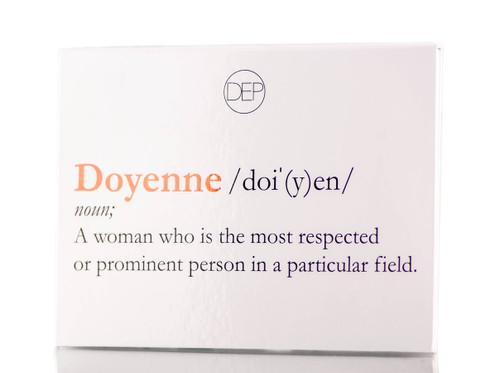 DEP Doyenne Palette
