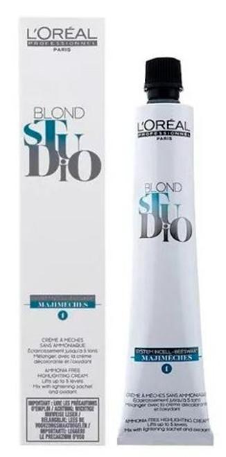 L'Oreal Pro Paris Blond Studio Lightening Creme