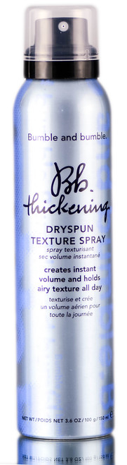 Bumble & Bumble Thickening Dryspun Texture Spray