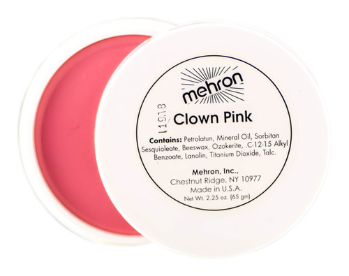 Mehron Clown Pink