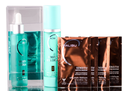 Malibu C Sensitiv Face & Body Wellness Kit