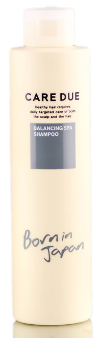 Arimino Care Due Balancing Spa Shampoo