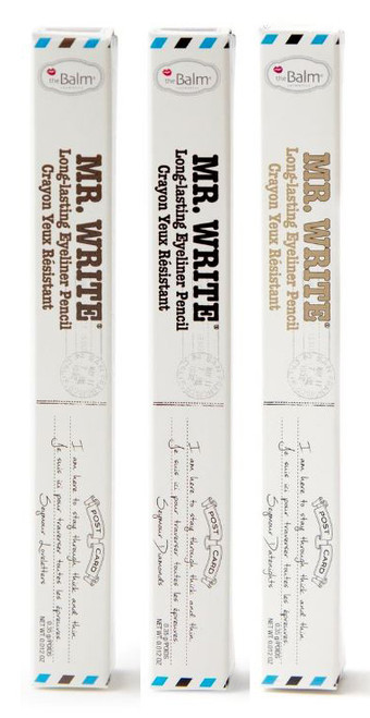 TheBalm Mr.Write Eyeliner Pencil