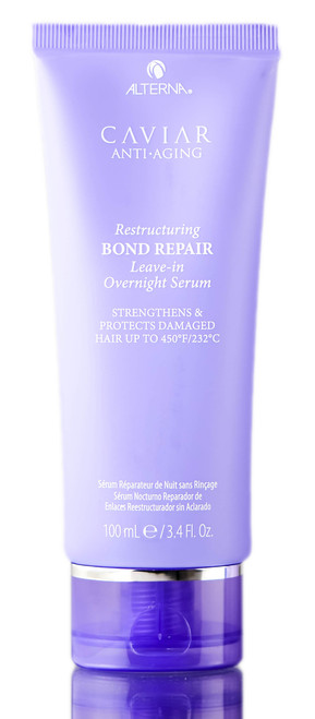 Alterna Caviar Restructuring Bond Repair Leave-In Overnight Serum