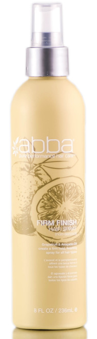 Abba Firm Finish Hair Spray