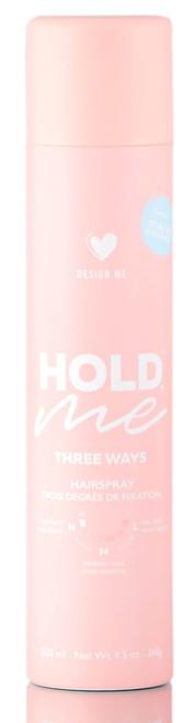 Design.Me Hold Me Three Ways Hairspray