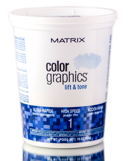 Matrix Color Graphics Lift & Tone Powder