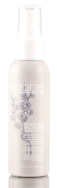 Abba Complete All-In-One Leave-In Spray
