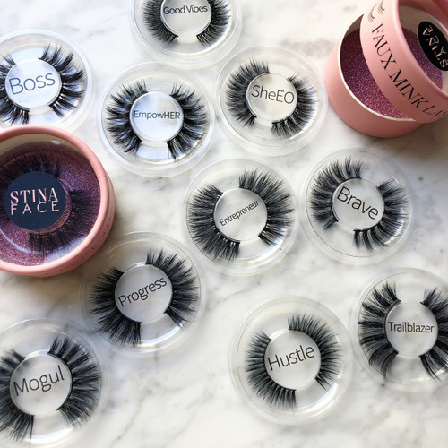 343a81446c3 StinaFace Faux Mink Lashes - SleekShop.com (formerly Sleekhair ...