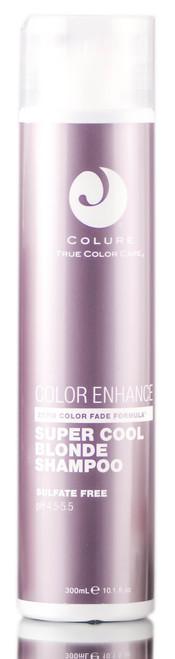 Colure Color Enhance Super Cool Blonde Shampoo Sulfate Free