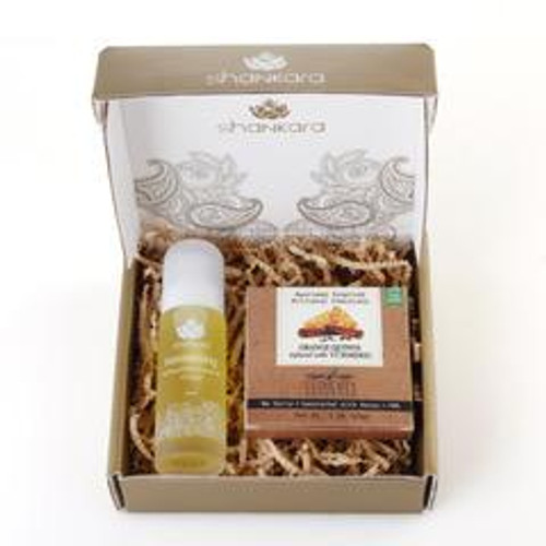 Shankara Calming Orange & Turmeric Gift Set