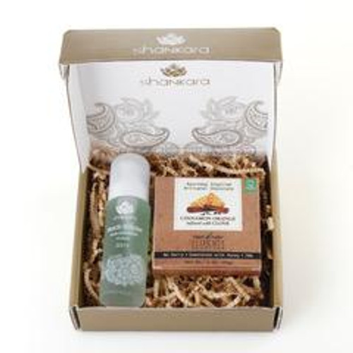 Shankara Muscle Release & Cinnamon Gift Set