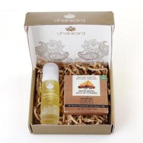 Shankara Harmonizing Orange & Turmeric Gift Set