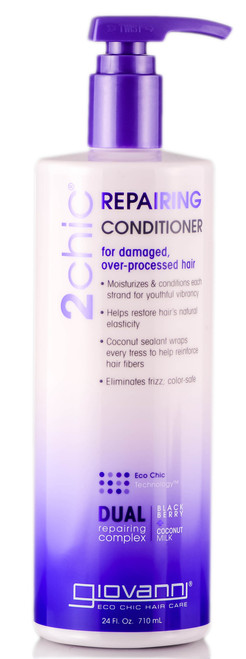 Giovanni 2 Chic Blackberry & Coconut Milk Repairing Conditioner