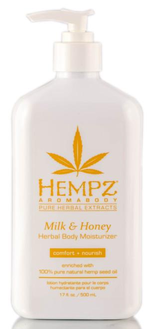 Hempz Aromabody Milk & Honey Herbal Body Moisturizer