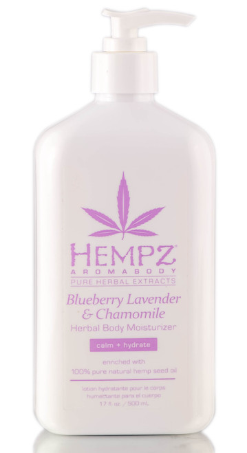 Hempz Blueberry Lavender & Chamomile Herbal Body Moisturizer