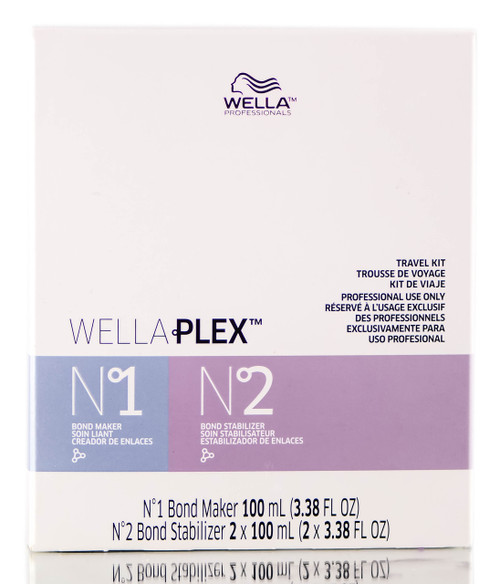 Wella Professionals Wella Plex Travel Kit