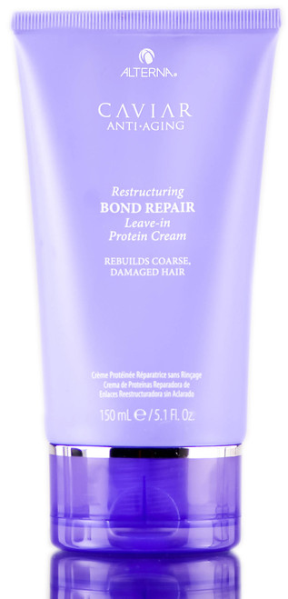 Alterna Caviar Restructuring Bond Repair Leave-In Protein Cream