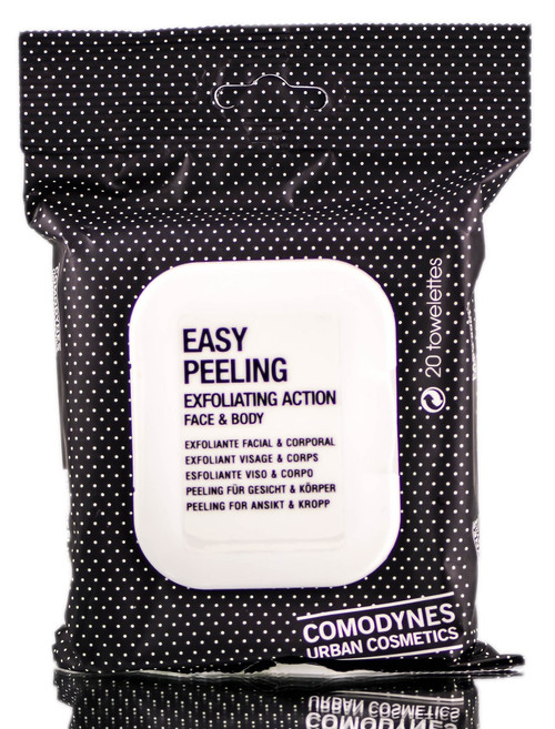 Comodynes Easy Peeling Exfoliating Action Face & Body Pack