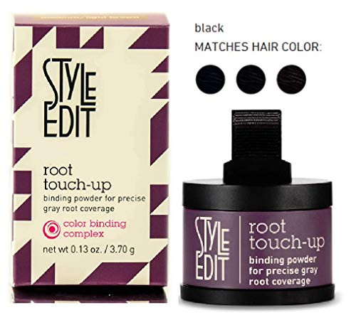 Style Edit ROOT TOUCH UP Binding POWDER for Precise ROOT Coverage (STYLIST KIT)
