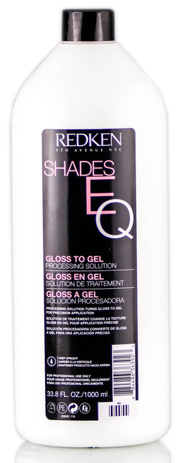 Redken Shades EQ Gloss To Gel Processing Solution