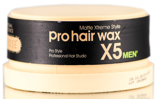 Morfose Pro Hair Wax X5 Matte Xtreme Style