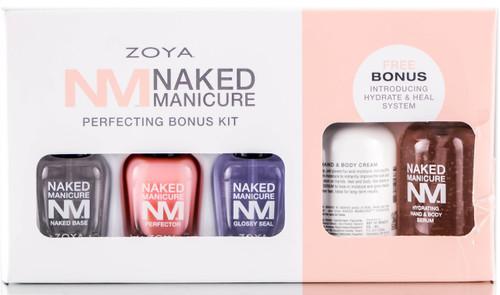 Zoya NM Naked Manicure Perfecting Bonus Kit - SleekShop.com