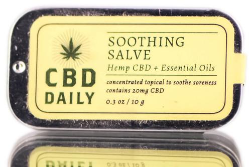 CBD Soothing Salve