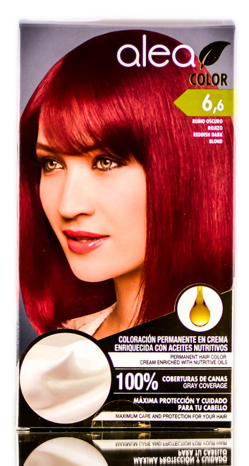 Alea Permanent Hair Color
