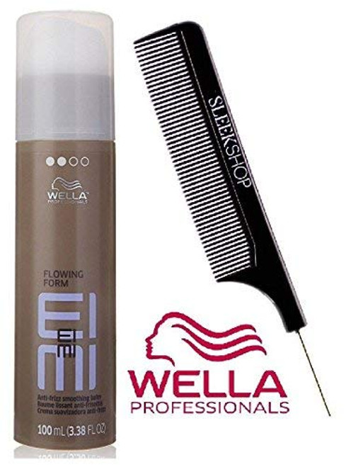 Wella Professionals Flowing Form ANTI-FRIZZ SMOOTHING BALM (Stylist Kit)