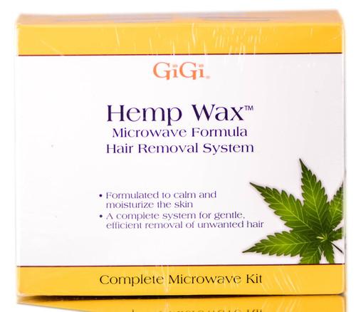 GiGi Hemp Wax Microwave Formula