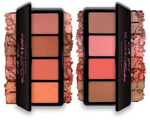 LA Girl Fanatic Blush Palette