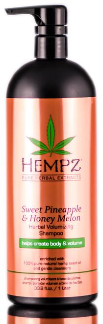 Hempz Sweet Pineapple & Honey Melon Herbal Volumizing Shampoo