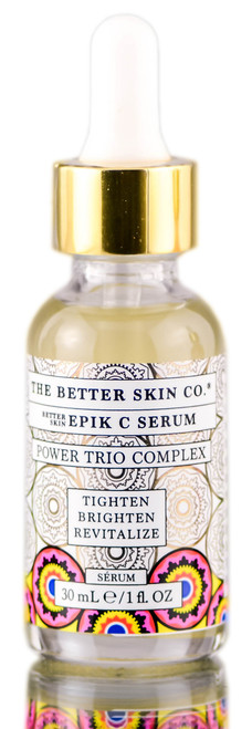 The Better Skin Epik C Serum : Power Trio Complex