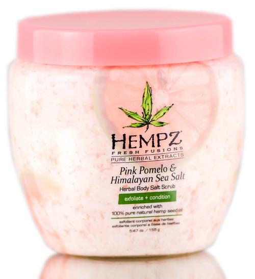 Hempz Pink Pomelo & Himalayan Sea Salt Herbal Body Salt Scrub