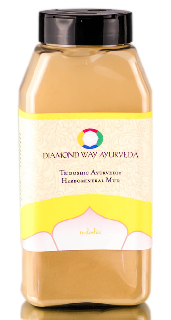 Diamond Way Ayurveda Tridoshic Ayurvedic Herbomineral Mud