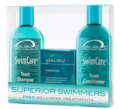 Malibu C Superior Swimmers Wellness Kit