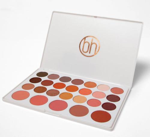 BH Cosmetics Nouveau Neutrals 26 Color Shadow & Blush Palette