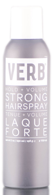 Verb Hold + Volume Strong Hairspray