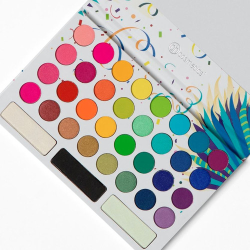 BH Cosmetics Take Me Back To Brazil 35 Color Palette
