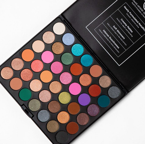 BH Cosmetics Studio Pro Ultimate Artistry 42 Color Shadow Palette