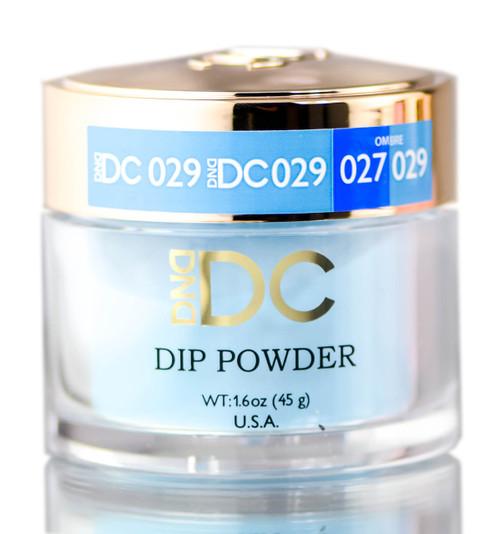 DND DC Blues & Greens DIP POWDER for Nails, Daisy Dipping